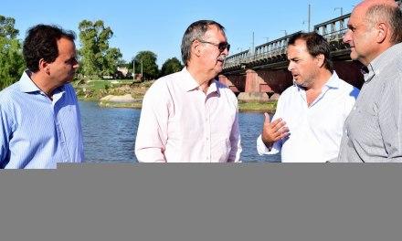 Schiaretti anunció obras de desagües para Río Cuarto