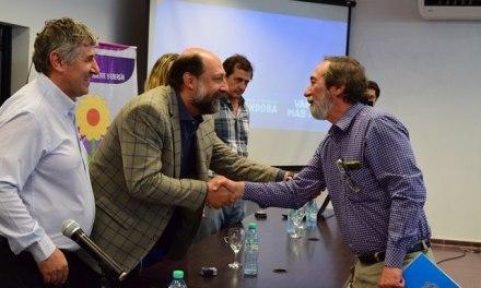 Provincia firmó acuerdo socioambiental con la Comunidad Regional Río Cuarto