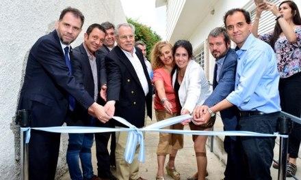 Se inauguró el Centro Asistencial de las Adicciones en Río Cuarto
