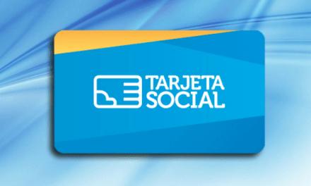 Desde enero, se incrementará el crédito de la Tarjeta Social