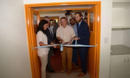 Bulnes: Inauguración de nuevas aulas en el IPEA Nº 244