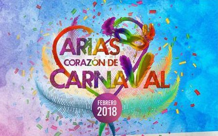 Arias Corazón de Carnaval