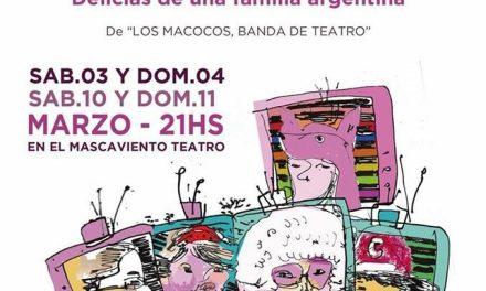 Marzo en el Mascaviento Teatro: «Mujeres de Fuego, Mujeres de Nieve»