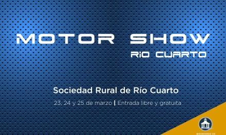 Llega MOTOR SHOW a Río Cuarto