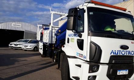 Autotrol adquirió nuevos vehículos y maquinarias