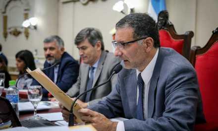 Se efectuó la 8ª Sesión Ordinaria de la Legislatura de Córdoba