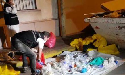 Decomiso de Residuos Patógenos