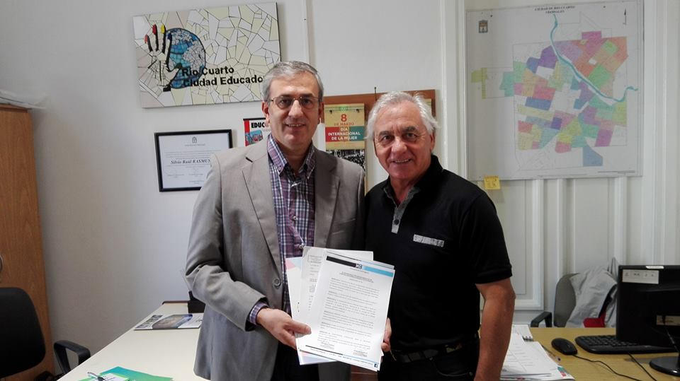 Coronel Baigorria se integró a la Red Argentina de Ciudades Educadoras