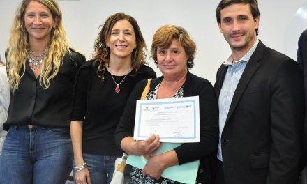 Nueva entrega de microcréditos del Banco de la Gente en Río Cuarto