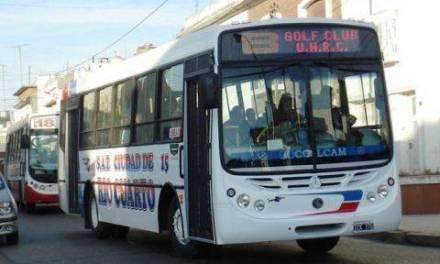 Rige el aumento del boleto de transporte urbano en Río Cuarto