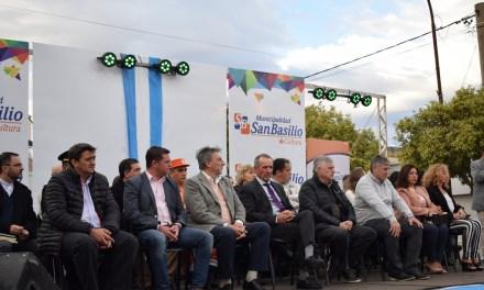 """San Basilio vivió la 56º edición de la """"Fiesta nacional de la Alfalfa"""""""