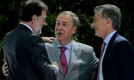 Schiaretti valoró el financiamiento español para obras en Córdoba