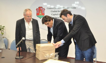 Río Cuarto: apertura de sobres para obras de desagües urbanos