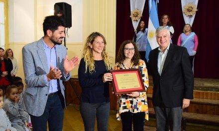 Río Cuarto: La Escuela Normal Superior festejó su 130° aniversario