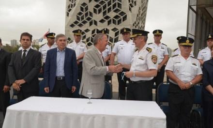 La Policía provincial incorporó 100 nuevos patrulleros