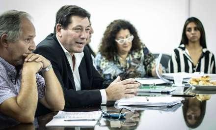 SeNAF: Se reunieron delegados del interior provincial
