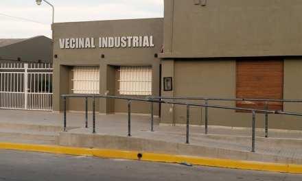 Se inaugurarán obras en la Vecinal Industrial
