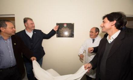 Inauguraron obras en el Hospital de Laboulaye