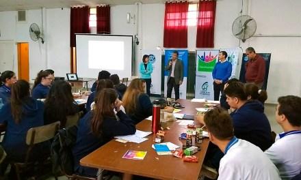 Comenzó el Programa de Formación de «Jóvenes Líderes Multiplicadores»