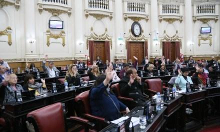 Se realizó la 17ª Sesión Ordinaria de la Legislatura de Córdoba