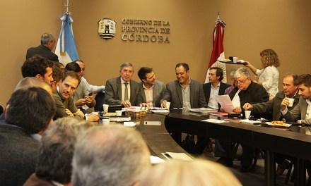 Nueva reunión de la Mesa Provincia-Municipios