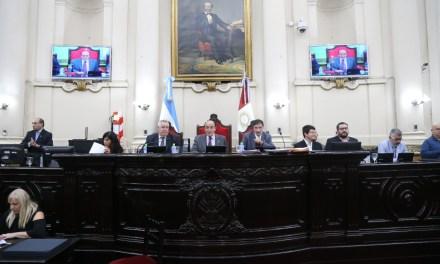 Se realizó ayer la 13ª Sesión Ordinaria de la Legislatura