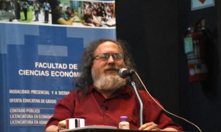 Richard Stallman disertó en Río Cuarto