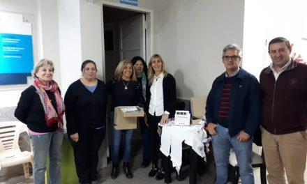 Más equipamiento para el Hospital de General Cabrera