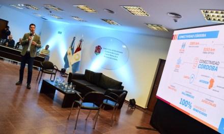 Se presentó Conectividad Córdoba en Río Cuarto