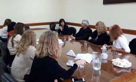 El Gobierno de Córdoba distinguió a las decanas y vicedecanas de la Universidad
