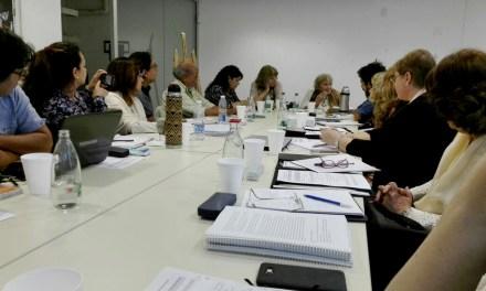 Primer encuentro de evaluación de los profesorados en Letras