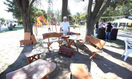 Se realizó la 10º Feria Franca en Del Campillo