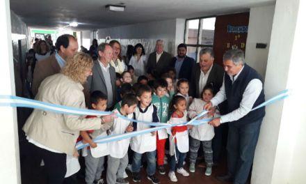 Educación: nuevas aulas y establecimientos en el sur provincial