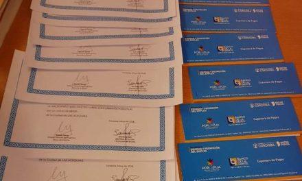 Micropréstamos línea 2 para Las Acequias