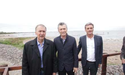 Turismo: Schiaretti anunció extender la costanera de Miramar