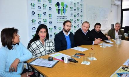 Se presentaron 4 nuevos proyectos del Presupuesto Participativo Joven