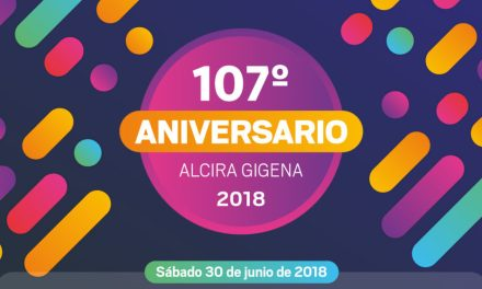 Alcira Gigena se prepara para su 107° aniversario