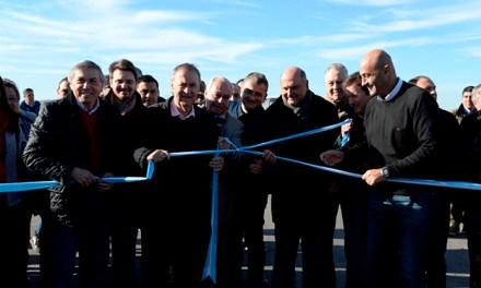 Almafuerte y Río Tercero unidos por la nueva autovía