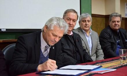 Río Cuarto: el gas natural llegará a la Universidad Nacional
