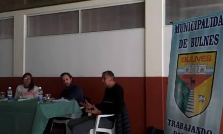Bulnes: se inauguró una sala de situación de salud local
