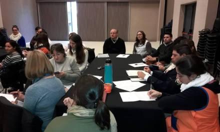 Moldes: Conformarán una mesa de niñez y adolescencia