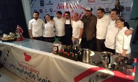 Exitosa edición del festival gastronómico «Sabores del Maní» en General Cabrera