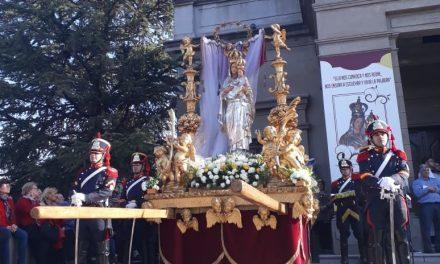 Sampacho vivió la Fiesta de La Consolata