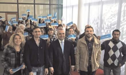 Serrano: entregaron 31 programas «Vida Digna»