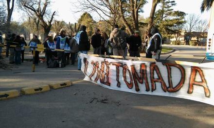 La Universidad está tomada: se acentúa el reclamo a la Nación