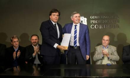 Massei puso en funciones al secretario Alfonso Mosquera