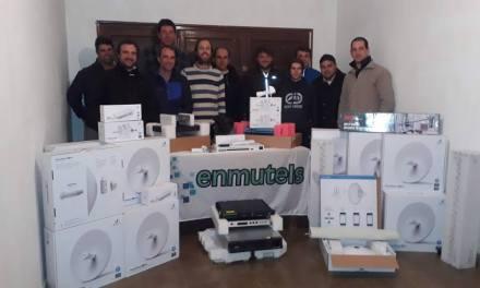 Bulnes: ENMUTELS realizó una importante inversión en el tendido de fibra óptica