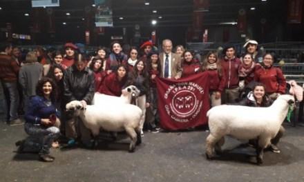 El IPEA n° 291 de Cabrera premiado en la Exposición Rural de Palermo