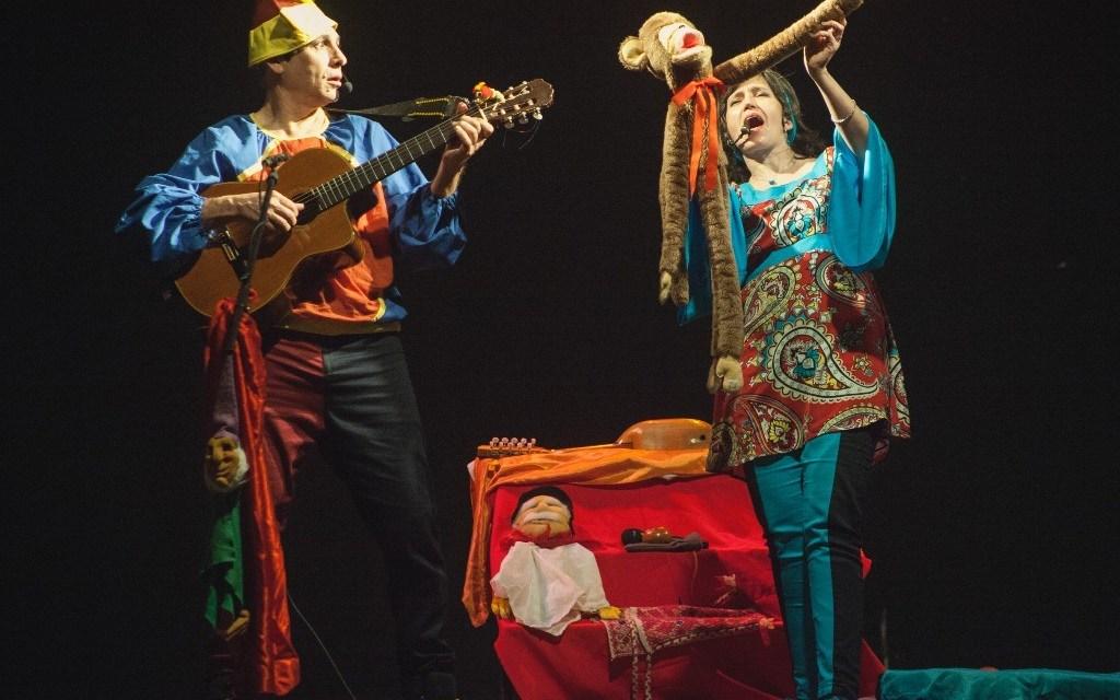 Más de 13 mil chicos disfrutaron de la 6° edición del Festival Infantil Vacaciones de Invierno