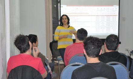 Polo Audiovisual: Paola Suárez disertó sobre proyectos de financiamiento